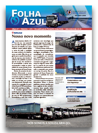 Jornal Folha Azul 1