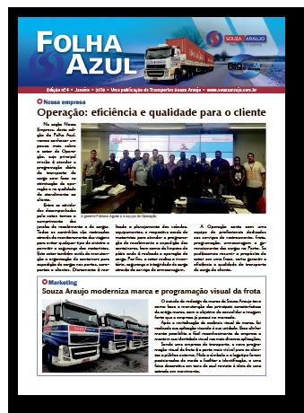 Jornal Folha Azul 4