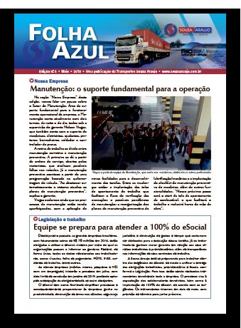Jornal Folha Azul 5